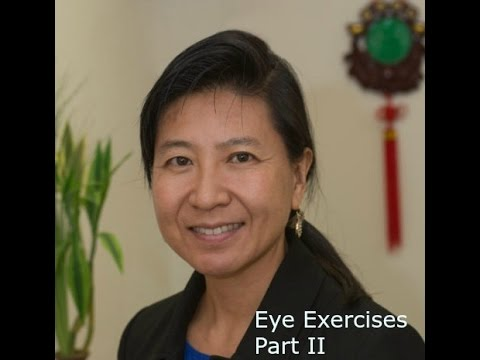 (VIDEO) Eye Health Exercises For Better Vision - Part II